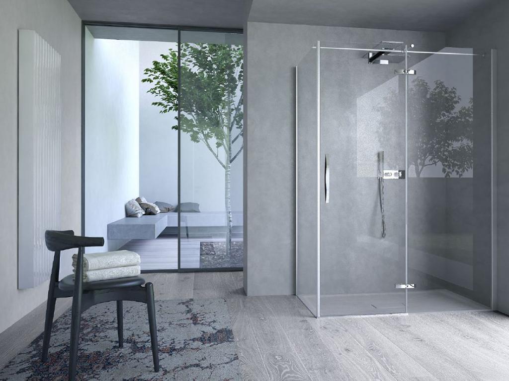 Bagno Moderno Con Pavimento Effetto Legno.Bagno Moderno Gruppoe Esperti Di Casa Roma