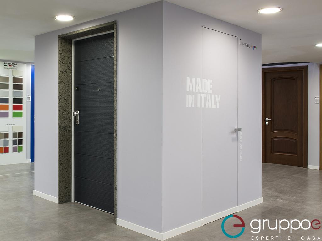 Sostituzione porte interne gruppoe esperti di casa for Rinnovare porte interne